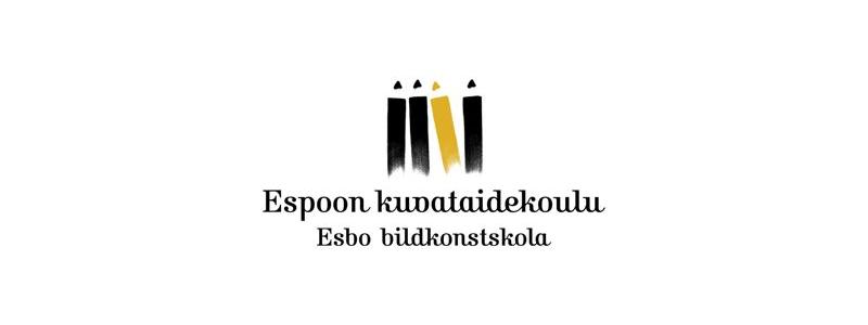 Espoon kuvataidekoulu -logo