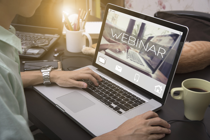 Rekrytointi haltuun webinaarisarjamme avulla - webinaarikalenteri kevät 2019