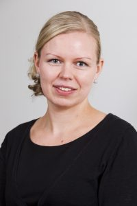 Krista Kajova suoritti työharjoittelun Uranuksessa