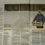 Helsingin Sanomat kertoi meidän vinkit kesätyönhakuun