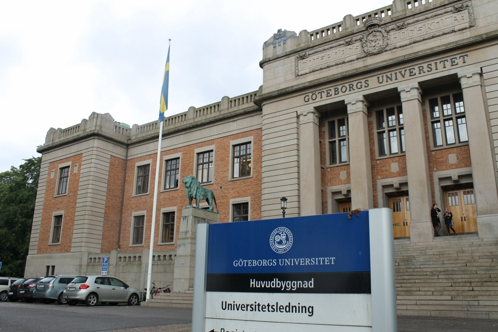 goteborgs universitet