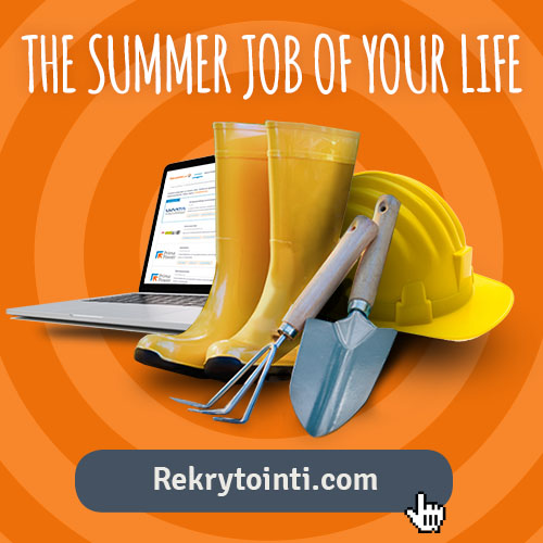 The summer job of your life