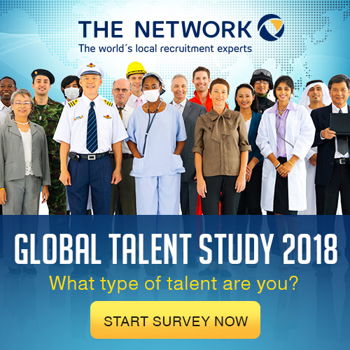 Global talent survey 2018