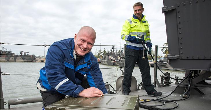Millog - Laivasähköinsinööri/Millog Oy, Pansio