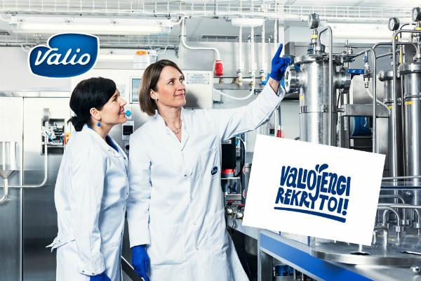 Valio Oy - Tuotevalmistaja, Lapinlahti