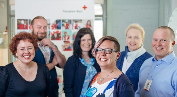 Punainen Risti - Henkilöstösuunnittelija