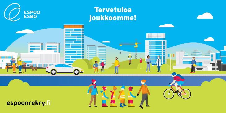 Espoon kaupunki - Sairaanhoitaja / terveydenhoitaja