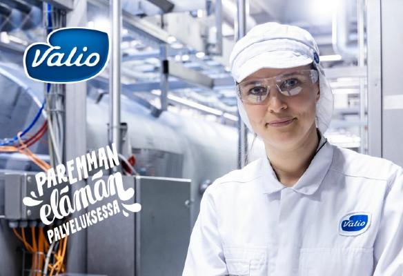 Valio Oy - Tuotevalmistaja, Joensuu, määräaikainen