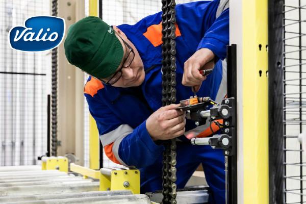 Valio Oy - Kunnossapitäjä (sähkö-automaatio), Seinäjoki
